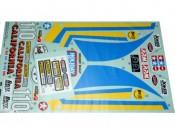 Naklejki 1:10 DT-02 Holiday Buggy 58470 Tamiya 19495640