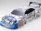 Karoseria 1:10 Mercedes Benz CLK pomalowana Tamiya 50921