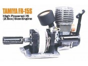 Silnik spalinowy FR-15S Tamiya 7604018