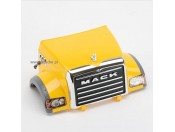 Bruder 42822 Maska silnika żółta pocztowa