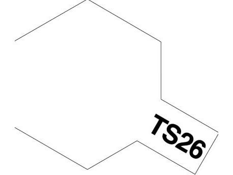 Tamiya 85026 TS-26 Pure White - foto 1