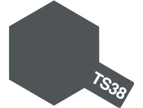 TS-38 Gun Metal Tamiya 85038