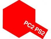 PS-2 Red Tamiya 86002