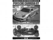 Tamiya 11050326 TB-02 Instrukcja Porsche Carrera GT 58322 - foto 1