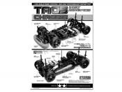 Tamiya 11050447 Ferrari F430 TA-05 58345 Instrukcja - foto 1