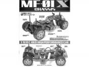 Tamiya 11053994 MF-01X Instrukcja - foto 1