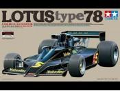 1/12 Lotus Type 78 + elementy fototrawione Tamiya 12037