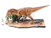 Tamiya 60102 1/35 Diorama dinozaur tyranozaur - foto 1