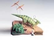 Tamiya 60103 1/35 Diorama dinozaur parazaurolof - foto 1