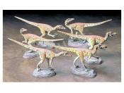 Tamiya 60105 1/35 Diorama dinozaury welociraptory - foto 1