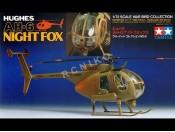 1/72 Hughes AH-6 Night Fox Tamiya 60709