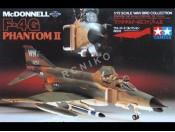 1/72 McDonnell Douglas F-4G Phantom II Tamiya 60713