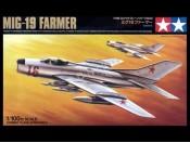 1/100 MIG-19 Farmer Tamiya 61609