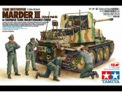 1/35 Marder III w/Crew Tamiya 89751