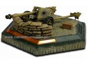 Działo przeciwpancerne German PAK 40 1:24 RC Carson 406014