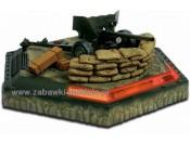Działo przeciwpancerne U.S. 57mm M1 Anti-Tank 1:24 RC Carson 406015