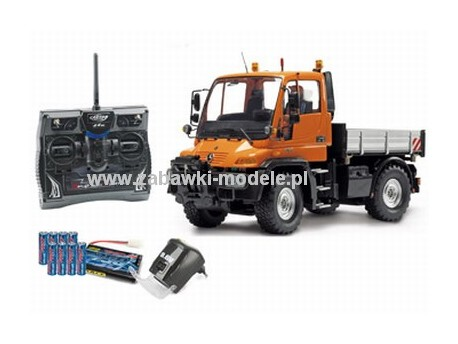 MB Unimog U300 100% RTR 2,4GHz Carson 500907170