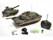 Czołg M1A1 Abrams 27MHz 100% RTR 1:16 Carson 500907187