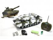 Czołg Leopard 2A6 27MHz 100% RTR 1:16 Carson 500907196