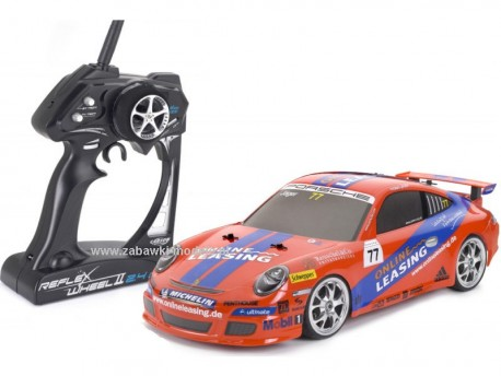 Porsche GT3-RS Leasing Brushless RTR CE-10 2,4 GHz Carson 500404029
