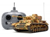 Tamiya 48206 Czołg Panzerkampfwagen IV Ausf.J 1:35 + aparatura - foto 1