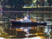 Zdalnie sterowany holownik oceaniczny Smit Rotterdam - RC ARR Carson 500106005