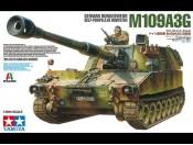 1/35 German Bundeswehr M109A3G Howitzer Tamiya 37022