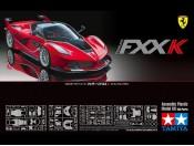 1/24 Ferrari FXX K Tamiya 24343
