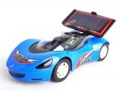 Mini autko napędzane baterią słoneczną Gemini