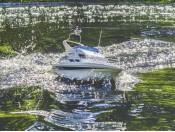 Zdalnie sterowany jacht motorowy Saint Princess - RC 100% RTR Carson 500108007
