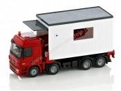 Siku 3544 MB Actros Transporter 1/50