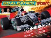 Scalextric - tor wyścigowy slot 1:32 F1 Comeback Start C1268
