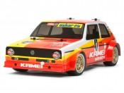 Tamiya 11828024 Karoseria 1:12 VW Golf I Racing Gr.2 Kamei + naklejki i części B - foto 1