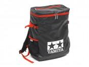 Tamiya 67297 Plecak Pit BP II czarno-czerwony - foto 1