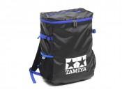 Plecak Tamiya Pit BP II czarno-niebieski Tamiya 67298