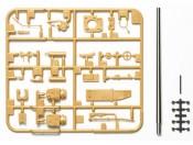 1/35 Metalowa lufa armaty czołgu 35340 Tamiya 12660