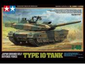 Tamiya 32588 1/48 JGSDF Type 10 Tank - foto 1