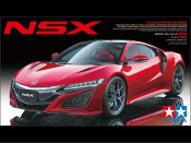 1/24 Honda NSX 2016 Tamiya 24344