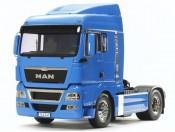 Tamiya 56350 MAN TGX 18.540 4x2 XLX French Blue Edition - foto 1