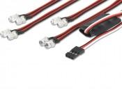 Zestaw LED 4x4 RC Carson 500906240