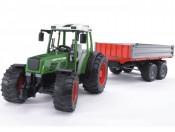 Bruder 02104 Traktor Fendt 209 S z przyczepą wywrotką