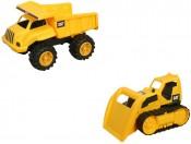 Wywrotka i buldożer Caterpillar 14 cali Toy State 32721