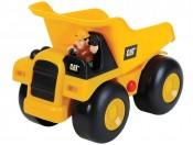 Wywrotka Caterpillar z silnikiem LightsSound Toy State 80171