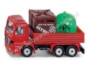 Siku 0828 Ciężarówka MB recykling