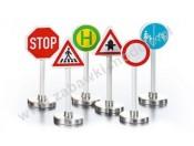 Siku 0857 Znaki drogowe