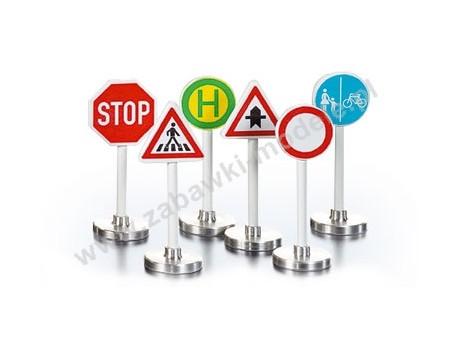 Znaki drogowe Siku