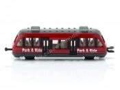 Siku 1013 Wagon pociągu podmiejskiego