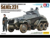 1/35 German Heavy Armored Car Sd.Kfz.231 Tamiya 37024