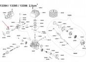Force 15 2,5 ccm - zawór dławiący Force 500054493