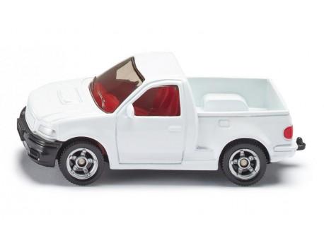 Pick-up srebrny